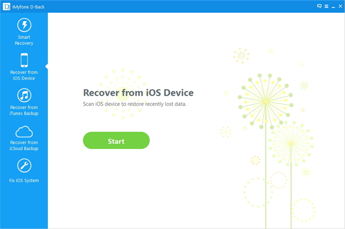 recover lost data from iPhone on mac