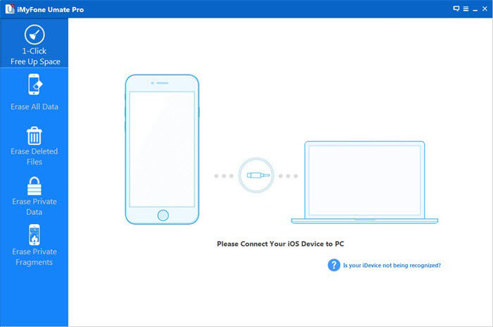 wipe private data on iPhone before selling