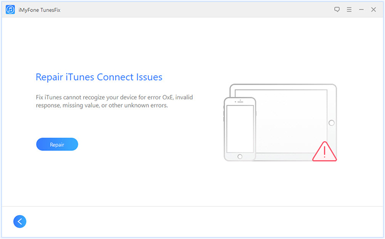 how to fix ipod when it says connect to itunes