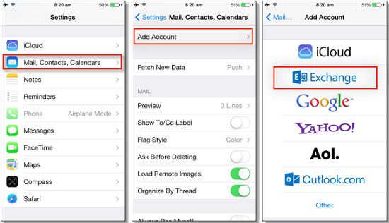 recover deleted or lost contacts from iphone