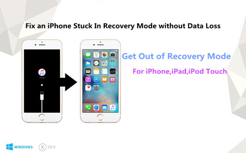 iphone stuck in recovery mode how to get an iphone into and out of recovery mode 17711