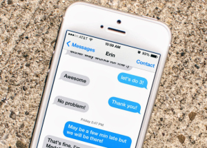 Backup And Restore Text Messages On iPhone 6S