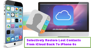 How to Backup and Restore Contacts from iPhone 7\/6S\/6\/SE