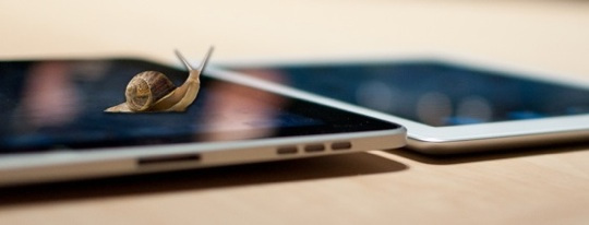 Speed Up a Slow Old iPhone and iPad
