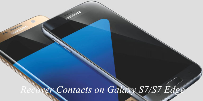 recover contacts data on galaxy s7