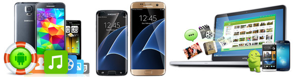 recover data on Galaxy S7 and S7 Edge