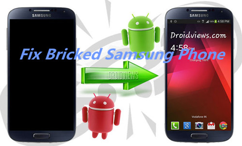 Unbrick Samsung Android: How to Fix Brick Galaxy S7/S6/S5/Note