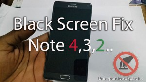 Solved]How to Fix Samsung Galaxy Stuck in Black Screen