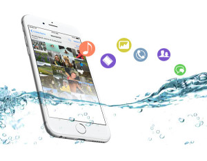 Recover SMS Messages from Water Damaged iPhone 7\/SE\/6S\/6\/5S\/5
