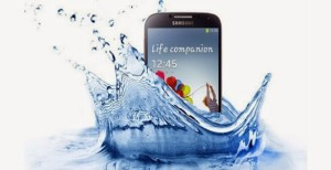 recover data water damage samsung phone