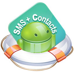 recover sms contacts from samsung with broken screen