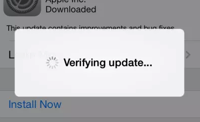 How to fix the Unable to Verify Update iOS error: Solutions for ...
