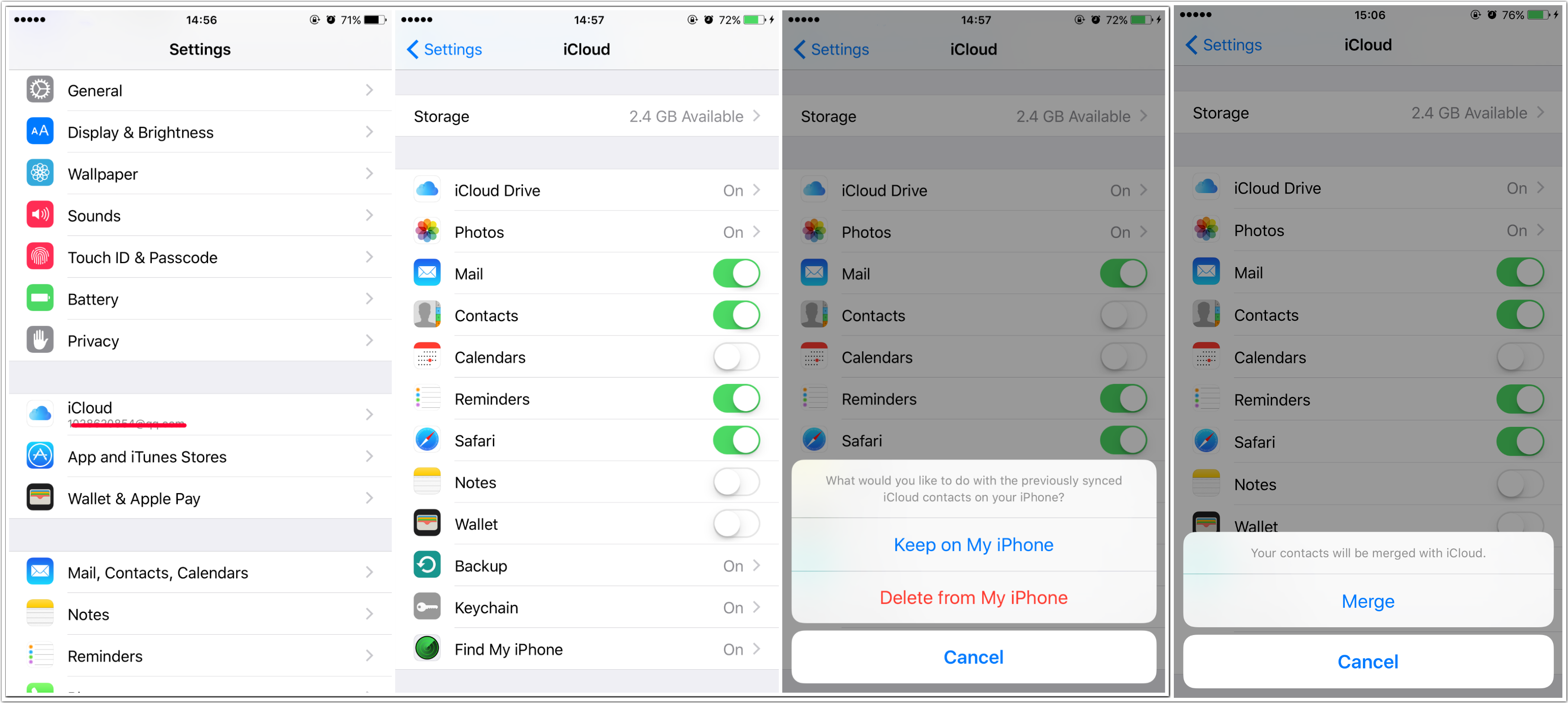 Get Deleted Photos Back Iphone