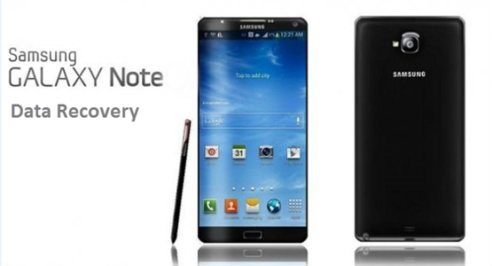 recover lost files from broken samsung galaxy note