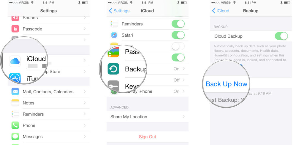 3 Ways to Transfer Contacts from iPhone to iPhone 8/7S/7/6S/6 (Plus)