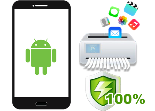 delete SMS on Android phone