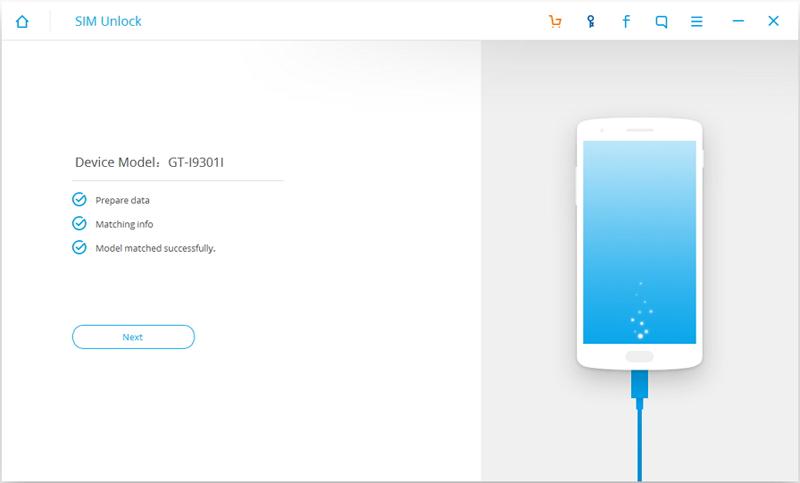 SIM unlock Android phone