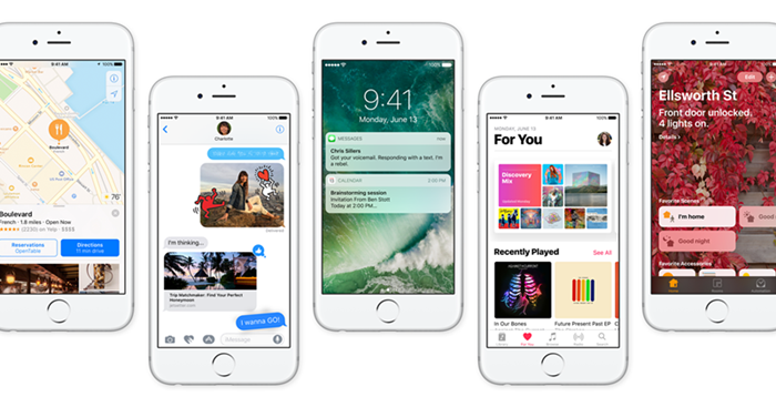 Update iPhone/iPad/iPod to iOS 10 without Losing Data