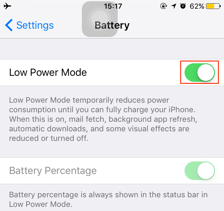 how to save iphone battery life ios 10 how to save battery on iphone 7 plus 19051