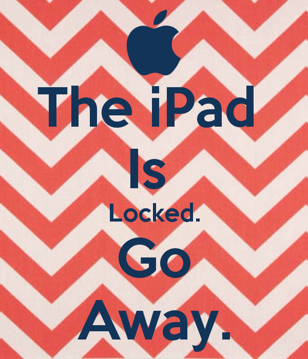 ipad disabled passcode not working