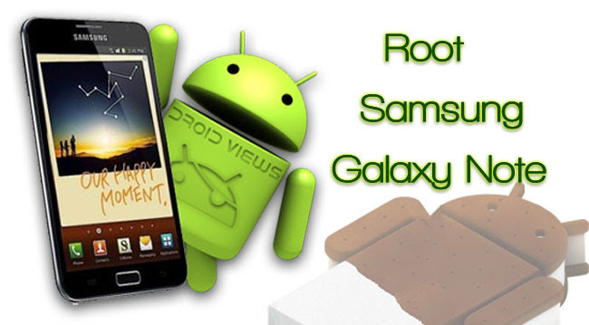 Root Samsung Galaxy Note 5/4