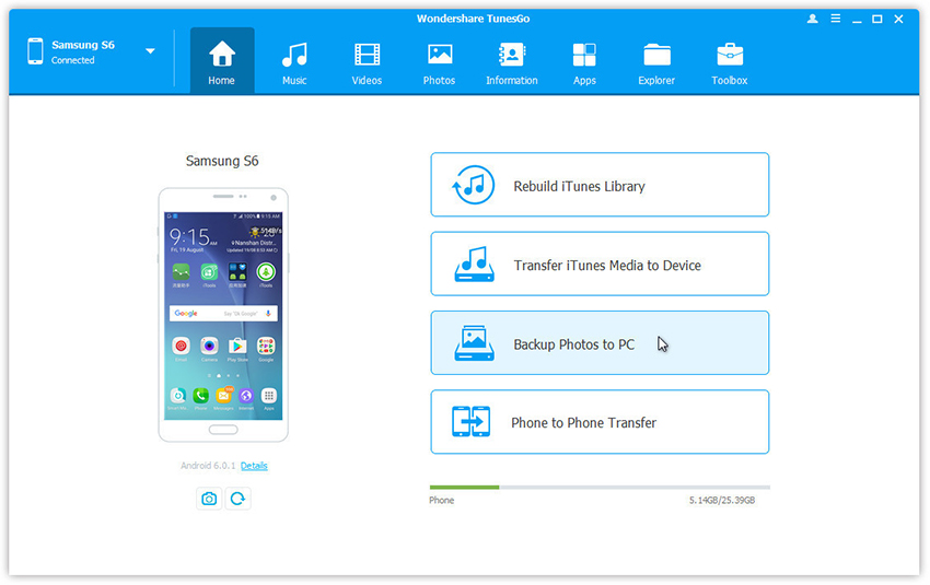 Transfer Phone Data From Android To Iphone