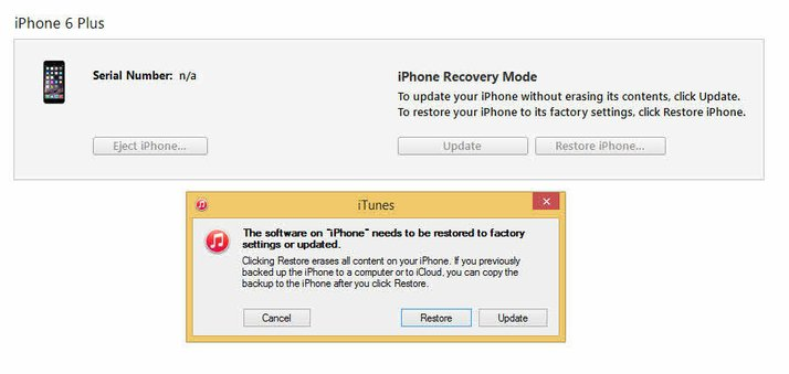 How to Recover Data from iPhone that Won\u002639;t Turn On