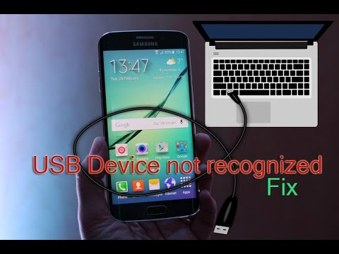 samsung s6 how to connect to pc