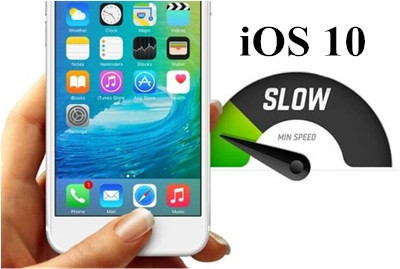 iphone running slow iphone speedup tips to fix ios 10 on your iphone or 8026