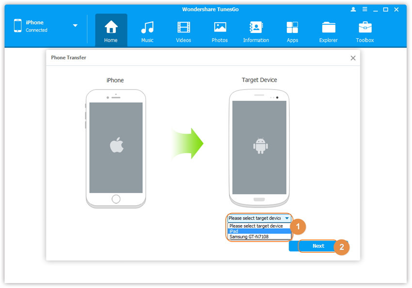 How To Transfer Everything From One Iphone To Another