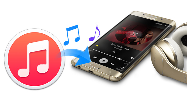 How to transfer music from itunes to android.