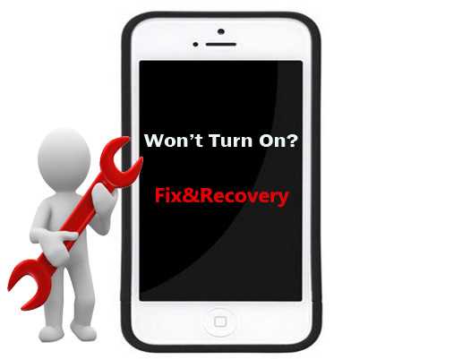 dead iphone wont charge how to recover data from iphone that won t turn on 13941