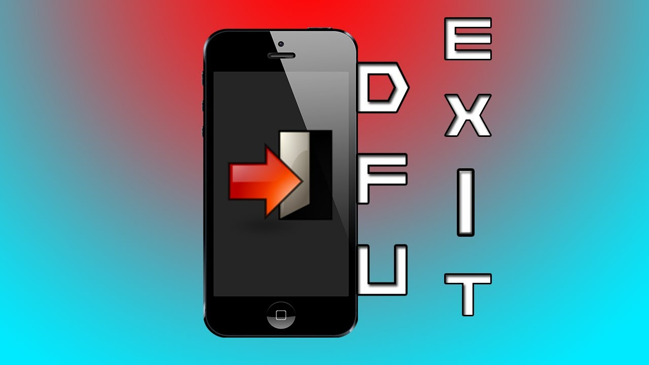 How to Fix iPhone Stuck in DFU Mode without Losing Data