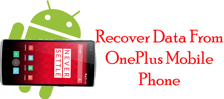 recover photos data from oneplus phone