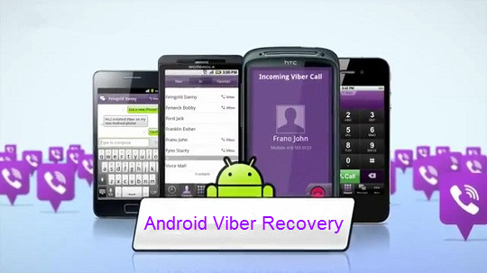 android viber messages recovery