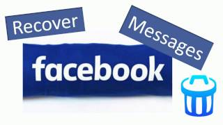 recover deleted conversation facebook