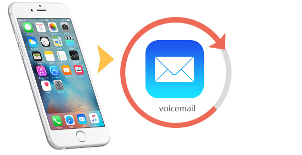 retrieve deleted voicemail from iphone