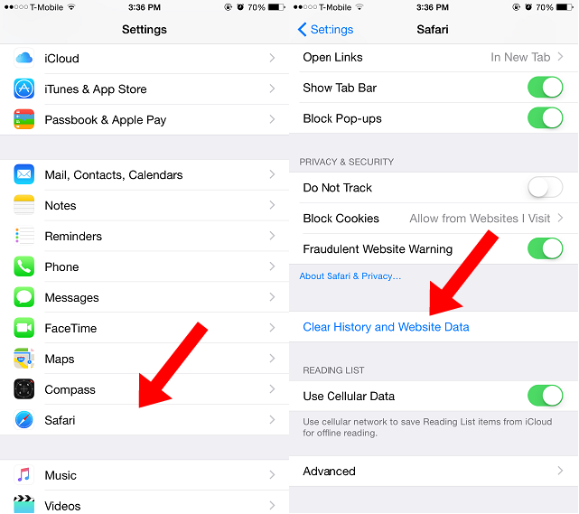 How To Clear App Data/Cache & Delete Junk Files On IPhone