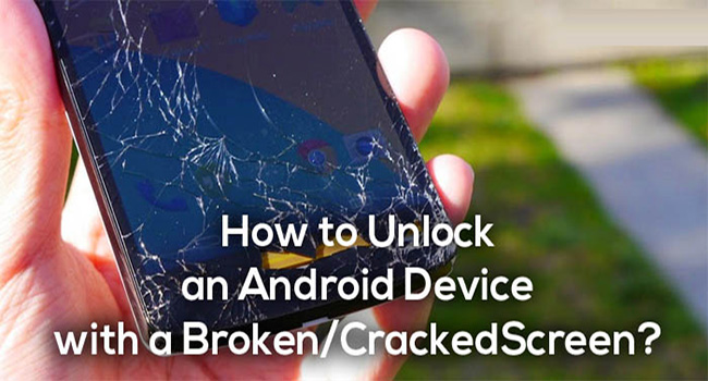new arrival 79372 bd391 How to Unlock Samsung Galaxy S7/S6 with Broken Screen