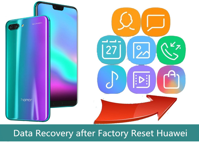 How to Recover Data after Factory Reset Huawei Phone