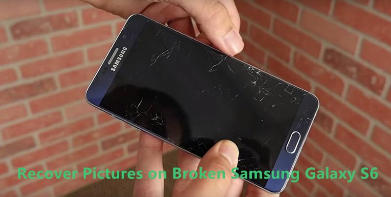 iphone screen broken how to get data off