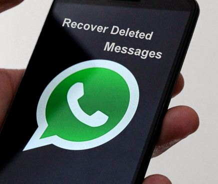 recover whatsapp messages on iphone 8
