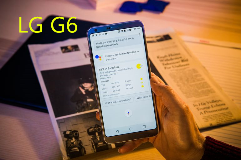 transfer data from iphone to lg g6