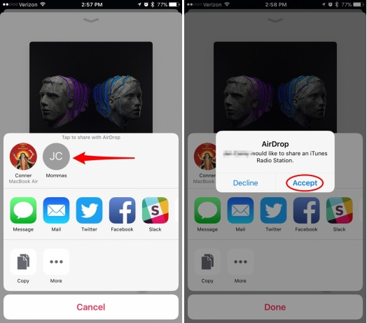 3 Ways to Transfer Music from iPhone to iPhone 8/X/Xs (Plus)