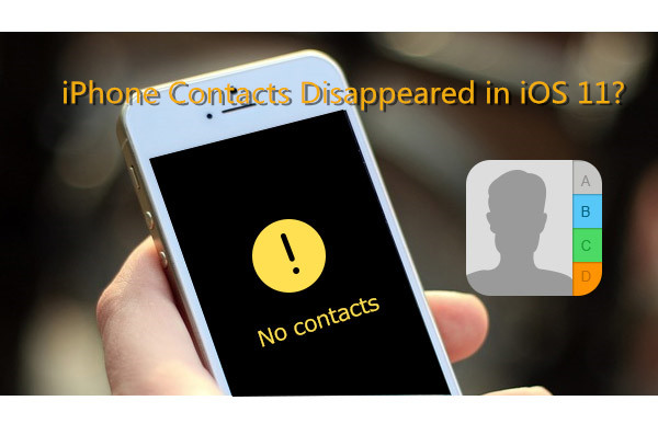 contacts disappeared from iphone 5s solved lost contacts after ios 11 update 16823