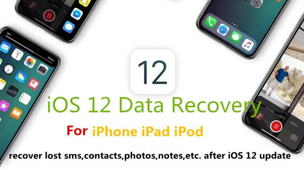 How to Recover SMS, Text Messages after iOS 12\/13 Update