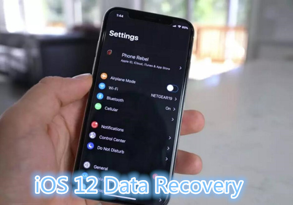 Recover WhatsApp Messages in iPhone after iOS 12 Update