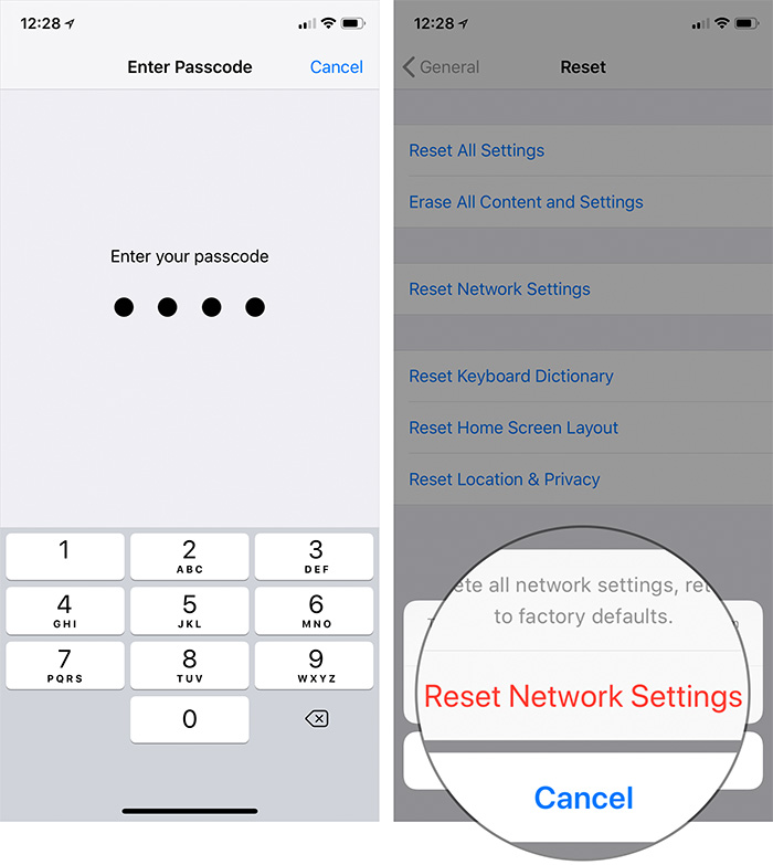 How to Fix WiFi not Working in iOS 12 on iPhone/iPad