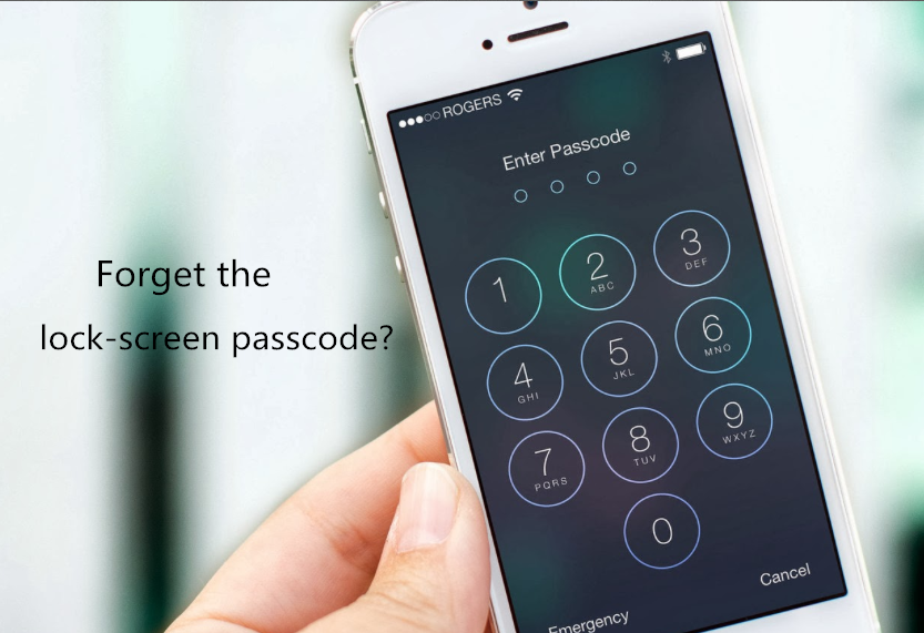 How to Unlock iPhone/iPad/iPod Touch Screen Passcode